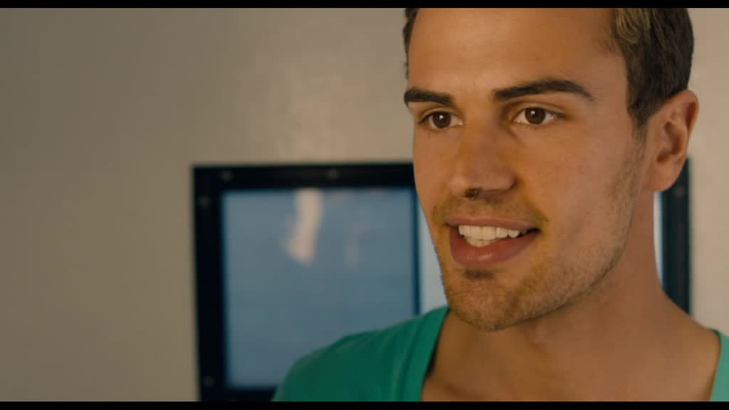 Theo James Inbetweeners