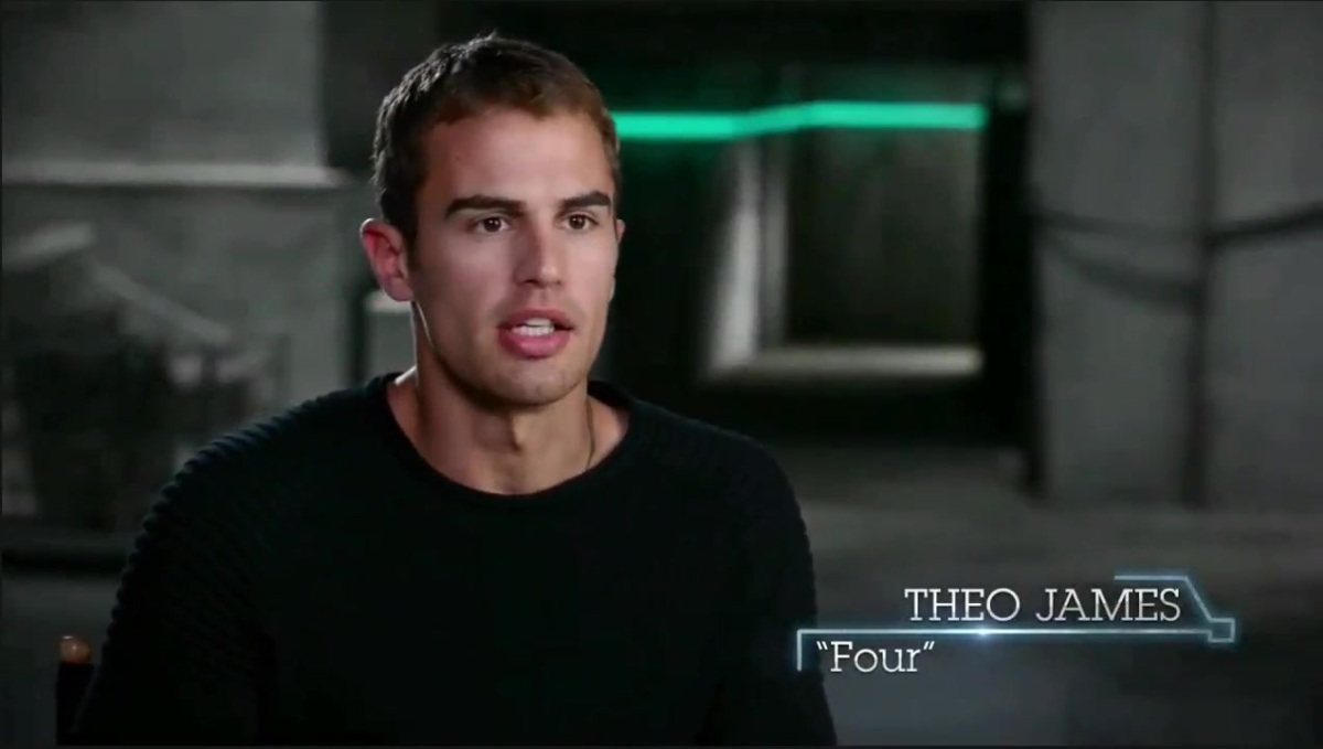 Divergent Featurette - Interviews and Behind the Scenes Footage 182