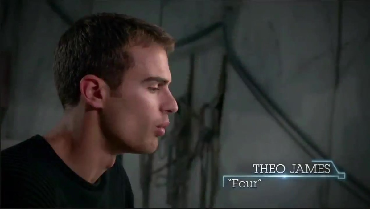Divergent Featurette - Interviews and Behind the Scenes Footage 185